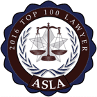 American Society of Legal Advocates: Top 100 Steven Fairlie