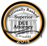 NAFDD DUI 2014