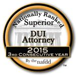 NAFDD DUI 2015: Steven F. Fairlie